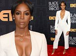 NEWARK, NEW JERSEY - APRIL 01:  Singer Kelly Rowland attends Black Girls Rock! 2016 on April 1, 2016 in New York City.  (Photo by Bennett Raglin/BET/Getty Images for BET)