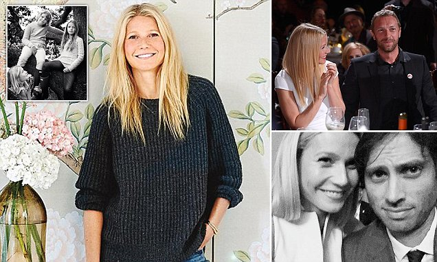 Gwyneth Paltrow on her new man and the other love of her life - healthy food