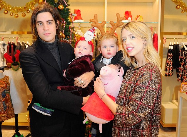Peaches Geldof's widower Thomas Cohen describes how family helped him
