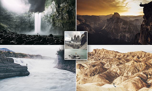 Photographer Andrew Ling  captures images from Chile to California of landscapes