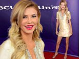 WESTLAKE VILLAGE, CALIFORNIA - APRIL 01:  TV personality Brandi Glanville attends the 2016 NBCUniversal Summer Press Day at Four Seasons Hotel Westlake Village on April 1, 2016 in Westlake Village, California.  (Photo by Jason Kempin/Getty Images)
