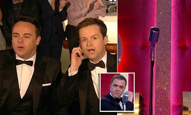 Ant and Dec's Saturday Night Takeaway suffers technical glitch