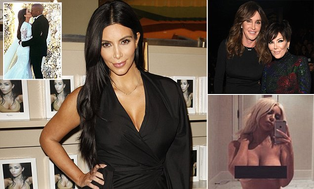 Kardashian Dynasty book claims Kris Jenner helped leak Kim's sex tape and her marriage to