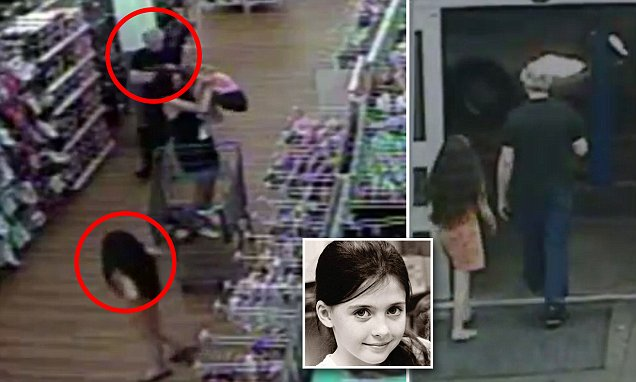 Video shows last moments of 8-year-old Cherish Perrywinkle killed by man in Florida