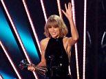 Mandatory Credit: Photo by Buchan/Variety/REX/Shutterstock (5622624e) Taylor Swift iHeart Radio Music Awards, Show, Los Angeles, America - 03 Apr 2016