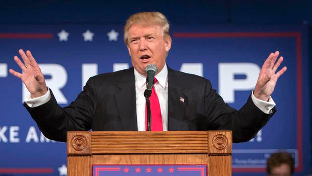 Donald Trump to pay legal fees of supporters who attack protesters