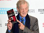 Actor Ian McKellen at the press launch of BFI Presents Shakespeare at BFI southbank, London.     PRESS ASSOCIATION Photo. Picture date: Monday January 25, 2016. Photo credit should read: Ian West/PA Wire