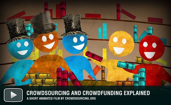 Crowdsourcing and Crowdfunding Explained