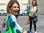 *EXCLUSIVE* Hollywood, CA - Mischa Barton and Artem Chigvintsev were spotted arriving to practice separately. Mischa got a ride to the DWTS studio while Artem zoomed in on his motorcycle. \nAKM-GSI        April 3, 2016\nTo License These Photos, Please Contact :\nSteve Ginsburg\n(310) 505-8447\n(323) 423-9397\nsteve@akmgsi.com\nsales@akmgsi.com\nor\nMaria Buda\n(917) 242-1505\nmbuda@akmgsi.com\nginsburgspalyinc@gmail.com