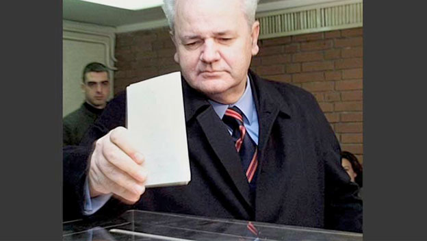 Contested Elections in Yugoslavia