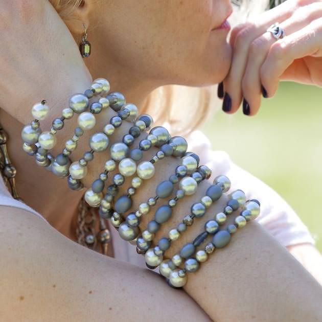 Beaded Wrap Bracelet DIY