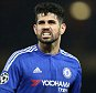 File photo dated 09-03-2016 of Chelsea's Diego Costa.