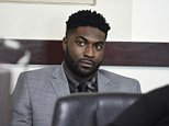 Former Vanderbilt football player Cory Batey listens during the opening day of his trial in Judge Monte Watkins' courtroom in the A. A. Birch building in Nashville, Tenn., Monday, April 4, 2016. Batey was drunk and manipulated by three of his teammates on the night that an unconscious female student was raped, an attorney for Batey argued Monday, a departure from previous arguments that blamed a permissive college culture. (Samuel M. Simpkins/The Tennessean via AP) MANDATORY CREDIT