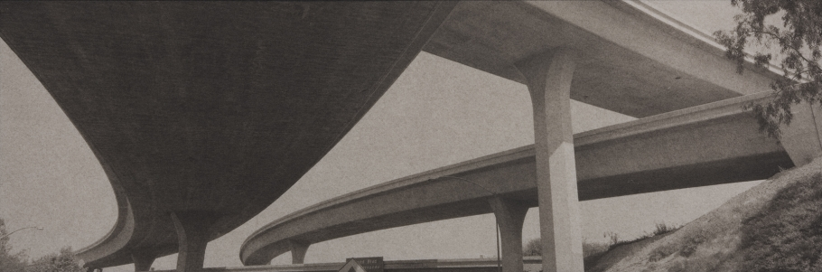 """Catherine Opie, Untitled #1 from """"Freeway"""" series"""