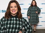 NEW YORK, NEW YORK - APRIL 04:  Melissa McCarthy visits at SiriusXM Studio on April 4, 2016 in New York City.  (Photo by Robin Marchant/Getty Images)