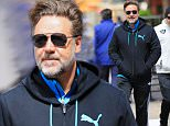 Russell Crowe takes a walk with friends in New York City, New York on April 3, 2016.\n\nPictured: Russell Crowe\nRef: SPL1256415  030416  \nPicture by: Jackson Lee / Splash News\n\nSplash News and Pictures\nLos Angeles: 310-821-2666\nNew York: 212-619-2666\nLondon: 870-934-2666\nphotodesk@splashnews.com\n
