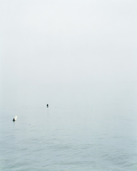 Catherine Opie, Untitled #1 (Surfers)