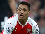 Editorial use only. No merchandising. For Football images FA and Premier League restrictions apply inc. no internet/mobile usage without FAPL license - for details contact Football Dataco Mandatory Credit: Photo by Ben Sawyer/IPS/REX/Shutterstock (5622702r) Alexis Sanchez of Arsenal Barclays Premier League 2015/16, Arsenal vs Watford, Emirates Stadium, Britain