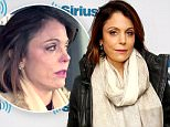 NEW YORK, NY - FEBRUARY 08:  (EXCLUSIVE COVERAGE) TV personality Bethenny Frankel visits the SiriusXM Studios on February 8, 2016 in New York City.  (Photo by Astrid Stawiarz/Getty Images)