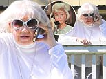 EXCLUSIVE: Iconic actress Doris Day celebrates her 92nd birthday with friends and family at her home in Monterey.\n\nPictured: Doris Day\nRef: SPL1255643  030416   EXCLUSIVE\nPicture by: Bello\n\nSplash News and Pictures\nLos Angeles: 310-821-2666\nNew York: 212-619-2666\nLondon: 870-934-2666\nphotodesk@splashnews.com\n