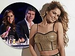 Cheryl Fernandez-Versini (Cole) wearing a gold outfit ahead of her new album - Only human Release