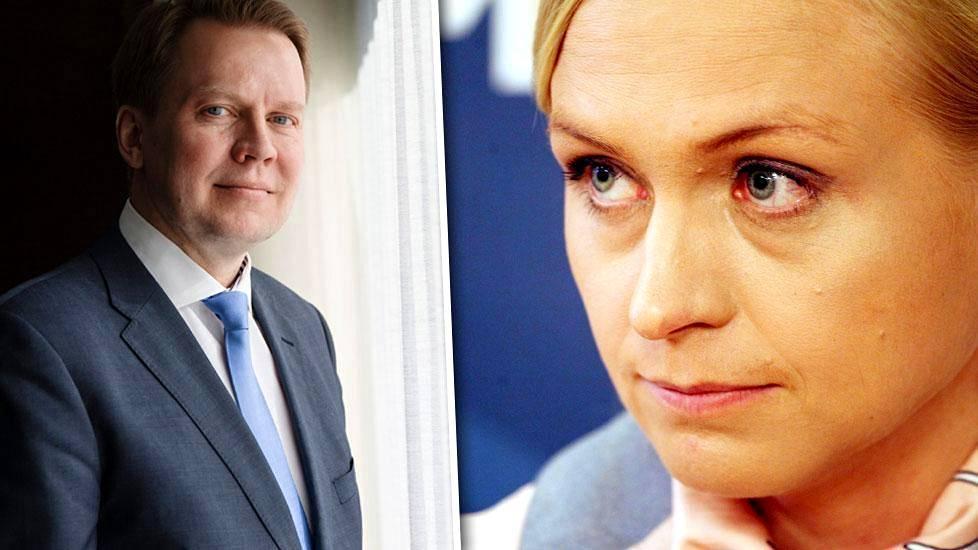 Harri Jaskari lähtee vetämään Elina Lepomäen kampanjaa.