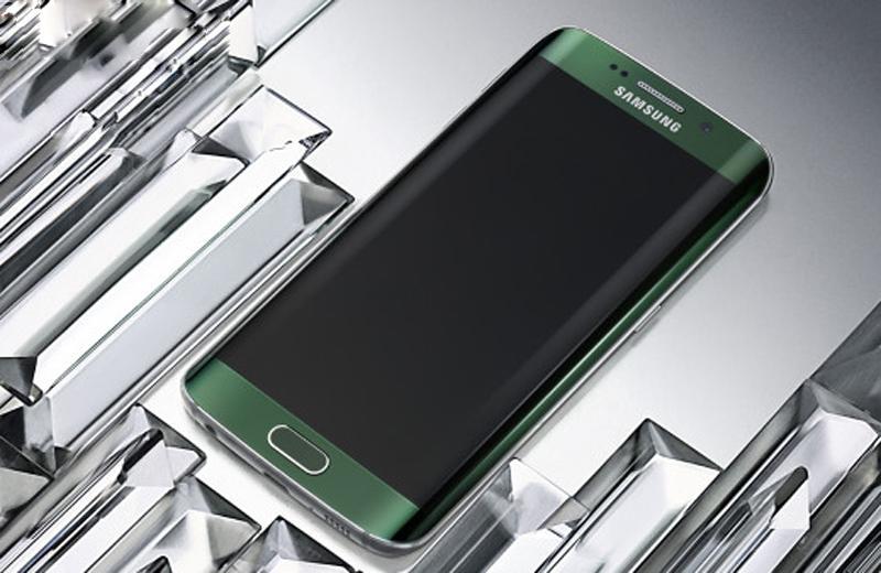 Vẻ đẹp sang trọng quý phái của Samsung Galaxy S6 Edge