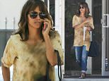 *EXCLUSIVE* Los Angeles, CA - Busy mother-of-two, always on-the-go, Halle Berry, stops by Bill Hargate Costumes. She kept her look casual wearing a tie-dye tee with distressed jeans and leather sandals matching her oversized tote.\nAKM-GSI         April 4, 2016\nTo License These Photos, Please Contact :\nSteve Ginsburg\n(310) 505-8447\n(323) 423-9397\nsteve@akmgsi.com\nsales@akmgsi.com\nor\nMaria Buda\n(917) 242-1505\nmbuda@akmgsi.com\nginsburgspalyinc@gmail.com