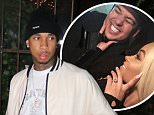 Kylie Jenner and Tyga leave Il Cielo in Beverly Hills\n\nPictured: Tyga\nRef: SPL1253606  280316  \nPicture by: LA Photo Lab / Splash News\n\nSplash News and Pictures\nLos Angeles: 310-821-2666\nNew York: 212-619-2666\nLondon: 870-934-2666\nphotodesk@splashnews.com\n