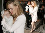 Exclusive\nAustralian actress Melissa George is seen leaving Icebergs restaurant in Sydney's Bondi with her son Raphael on\nTuesday night.\nMUST CREDIT DIIMEX.COM\n17