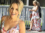 EXCLUSIVE: Former 'Bachelorette' Ali Fedotowsky, leaves her house on the way to her baby shower on a sunny Sunday afternoon. Ali is engaged and expecting her first child with her fiancÈ' Kevin Manno.\n\nPictured: Ali Fedotowsky\nRef: SPL1256937  030416   EXCLUSIVE\nPicture by: Lauren / Splash News\n\nSplash News and Pictures\nLos Angeles: 310-821-2666\nNew York: 212-619-2666\nLondon: 870-934-2666\nphotodesk@splashnews.com\n