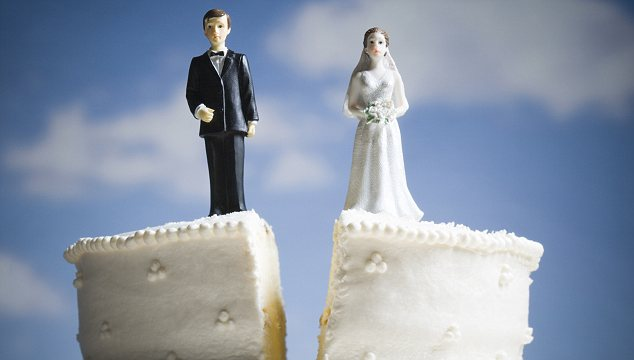 Amicable split: A wedding venue's unfair terms were thrown into light when our reader cancelled their reception.