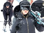 Khloe Kardashian shows off her pro skiiing form on the slopes during family vacation in Colorado. Khloe was joined by Kendall and Kylie who were wearing camoflauge ski outfits as they filmed their tv show.\n\nPictured: Khloe Kardashian\nRef: SPL1258053  050416  \nPicture by: Splash News\n\nSplash News and Pictures\nLos Angeles: 310-821-2666\nNew York: 212-619-2666\nLondon: 870-934-2666\nphotodesk@splashnews.com\n