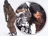 Vail, CO - Reality TV babes KhloÈ Kardashian, Kylie and Kendall Jenner hit the Colorado Slopes in the City of Vail. Kendall and Kylie matched their camo gear while snowboarding, their sister Khloe showed off her skiing skills while wearing an all black ensemble.\n  \nAKM-GSI        April 5, 2016\nTo License These Photos, Please Contact :\nSteve Ginsburg\n(310) 505-8447\n(323) 423-9397\nsteve@akmgsi.com\nsales@akmgsi.com\nor\nMaria Buda\n(917) 242-1505\nmbuda@akmgsi.com\nginsburgspalyinc@gmail.com