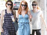 Emma Roberts seen leaving a gym\nFeaturing: Emma Roberts\nWhere: Los Angeles, California, United States\nWhen: 05 Apr 2016\nCredit: Michael Wright/WENN.com