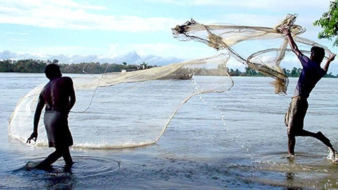 Jia Bhoroli River, Assam: