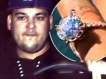 "Beverly Hills, CA - Rob Kardashian hits the gym after getting engaged to his girlfriend Blac Chyna. Rob posted a photo on Instagram of Chyna wearing a huge diamond ring on her ring finger. Blac Chyna posted a close up on the ring with the caption, ""I'm so blessed and honored to have good man in my life, I love you @robkardashian ! #7carats #VVS @benballer."" The two celebrated at Ace of Diamonds in Los Angeles. \n  \nAKM-GSI      April 5, 2016\nTo License These Photos, Please Contact :\nSteve Ginsburg\n(310) 505-8447\n(323) 423-9397\nsteve@akmgsi.com\nsales@akmgsi.com\nor\nMaria Buda\n(917) 242-1505\nmbuda@akmgsi.com\nginsburgspalyinc@gmail.com"
