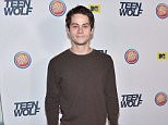 HOLLYWOOD, CA - DECEMBER 20:  Actor Dylan O'Brien attends the MTV Teen Wolf Los Angeles premiere party at Dave & Busters on December 20, 2015 in Hollywood, California.  (Photo by Mike Windle/Getty Images)