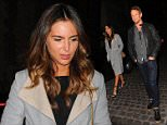 05.April.2016 - London - uk Jenson Button and girlfriend Brittny Ward seen leaving Chiltern Firehouse in London BYLINE MUST READ : EBELE / XPOSUREPHOTOS.COM ***UK CLIENTS - PICTURES CONTAINING CHILDREN PLEASE PIXELATE FACE PRIOR TO PUBLICATION *** **UK CLIENTS MUST CALL PRIOR TO TV OR ONLINE USAGE PLEASE TELEPHONE 44 208 344 2007**