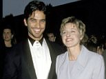 Johnathon Schaech and Ellen DeGeneres (Photo by Ron Galella/WireImage)