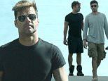 Picture Shows: Ricky Martin, Jwan Yosef  April 05, 2016\n \n Singer Ricky Martin and rumoured boyfriend Jwan Yosef spotted out and about in Malibu, California. \n \n The pair went for a stroll on the beach before returning to the car. Ricky and Jwan were first spotted together last week in Japan and have spent everyday together since then. \n \n Exclusive - All Round\n UK RIGHTS ONLY\n \n Pictures by : FameFlynet UK � 2016\n Tel : +44 (0)20 3551 5049\n Email : info@fameflynet.uk.com