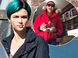 """Ruby Rose, Deepika Padukone, Nina Dobrev, Tony Jaa, Donnie Yen, and Kris Wu on set in costume filming the new """"xXx 3: The Return Of Xander Cage"""" Movie in Toronto, Canada. Ruby Rose playing the role of """"Adele"""" showed off her green hair. While Bollywood star Deepika Padukone looked gorgeous in her robe playing the role of """"Serena"""". while Tony Jaa was showing off his silver hair playing the role of """"Talon"""".\n\nPictured: Ruby Rose\nRef: SPL1257638  050416  \nPicture by: S Fernandez  / Splash News\n\nSplash News and Pictures\nLos Angeles: 310-821-2666\nNew York: 212-619-2666\nLondon: 870-934-2666\nphotodesk@splashnews.com\n"""