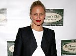 RIDGEWOOD, NEW JERSEY - APRIL 07:  Actress Cameron Diaz poses at The Women's Club of Ridgewood prior to her book signing and meet and greet at The Women's Cloub of Ridgewood on April 7, 2016 in Ridgewood, New Jersey.  (Photo by Paul Zimmerman/WireImage)