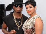 LOS ANGELES, CA - JUNE 30: (L-R) Singer Ne-Yo and Monyetta Shaw attend the Ford Red Carpet at the 2013 BET Awards at Nokia Theatre L.A. Live on June 30, 2013 in Los Angeles, California.  (Photo by Jason Merritt/BET/Getty Images for BET)