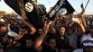 Libysche Anhänger des Islamischen Staates in Bengasi. (Quelle: dpa)