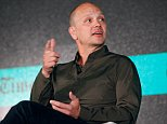 HALF MOON BAY, CA - FEBRUARY 29:  Tony Fadell, Founder and CEO of Nest and SVP of Google, speaks onstage at The New York Times New Work Summit on February 29, 2016 in Half Moon Bay, California.  (Photo by Kimberly White/Getty Images for New York Times)