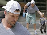 Picture Shows: Josh Duhamel, Axl Duhamel  April 06, 2016\n \n American actor Josh Duhamel and his cute son Axl are seen leaving a friend's house in Brentwood, California. \n \n Josh, who was casually dressed in a grey T-shirt, light green shorts and a pair of high-top sneakers, had just got back from a quick trip out of town and made sure to spend some quality time with his toddler son.\n \n Exclusive - All Round\n UK RIGHTS ONLY\n \n Pictures by : FameFlynet UK © 2016\n Tel : +44 (0)20 3551 5049\n Email : info@fameflynet.uk.com