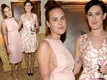 Mandatory Credit: Photo by Startraks Photo/REX/Shutterstock (5624195a)\nTallulah Willis, Rumer Willis\nTallulah Willis and Rumer Willis at the Cafe Carlyle, New York, America - 06 Apr 2016\nTallulah Willis wishes her sister luck at the Cafe Carlyle\n