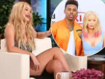 Pop Star IGGY AZALEA joins ¿The Ellen DeGeneres Show¿ on Friday, April 8th and performs ¿Team' from her latest album 'Digital Distortion¿.  Izzy also talks to Ellen about getting engaged and that everything with her and fiancee Nick Young is good at home.  Iggy opens up to Ellen about her plastic surgery and says it was a personal choice.  Plus, Iggy shares with Ellen a hilarious story about collaborating with Britney Spears and that Britney¿s team came to her house and surveyed her kitchen before she arrived