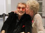 """WEST PALM BEACH, FLORIDA - APRIL 02:  Burt Reynolds with High School Girlfriend  at the In Conversation with Burt Reynolds """"Memoir of the Year"""" on a Life of Reinvention  during the Palm Beach Book Fair>> on April 2, 2016 in West Palm Beach, Florida.  (Photo by Mychal Watts/Getty Images)"""